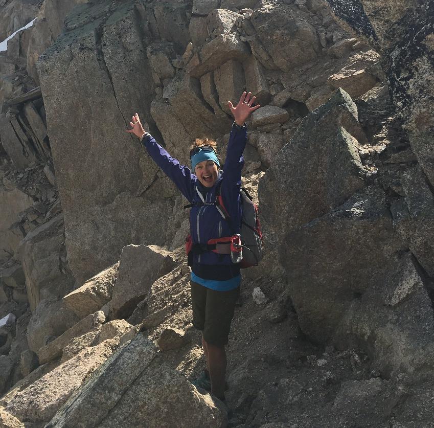 Climbing around the Bugaboos - August 2017
