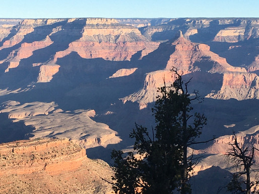 Rim 2 Rim 2 Rim, Grand Canyon, Arizona. A bucket list run!