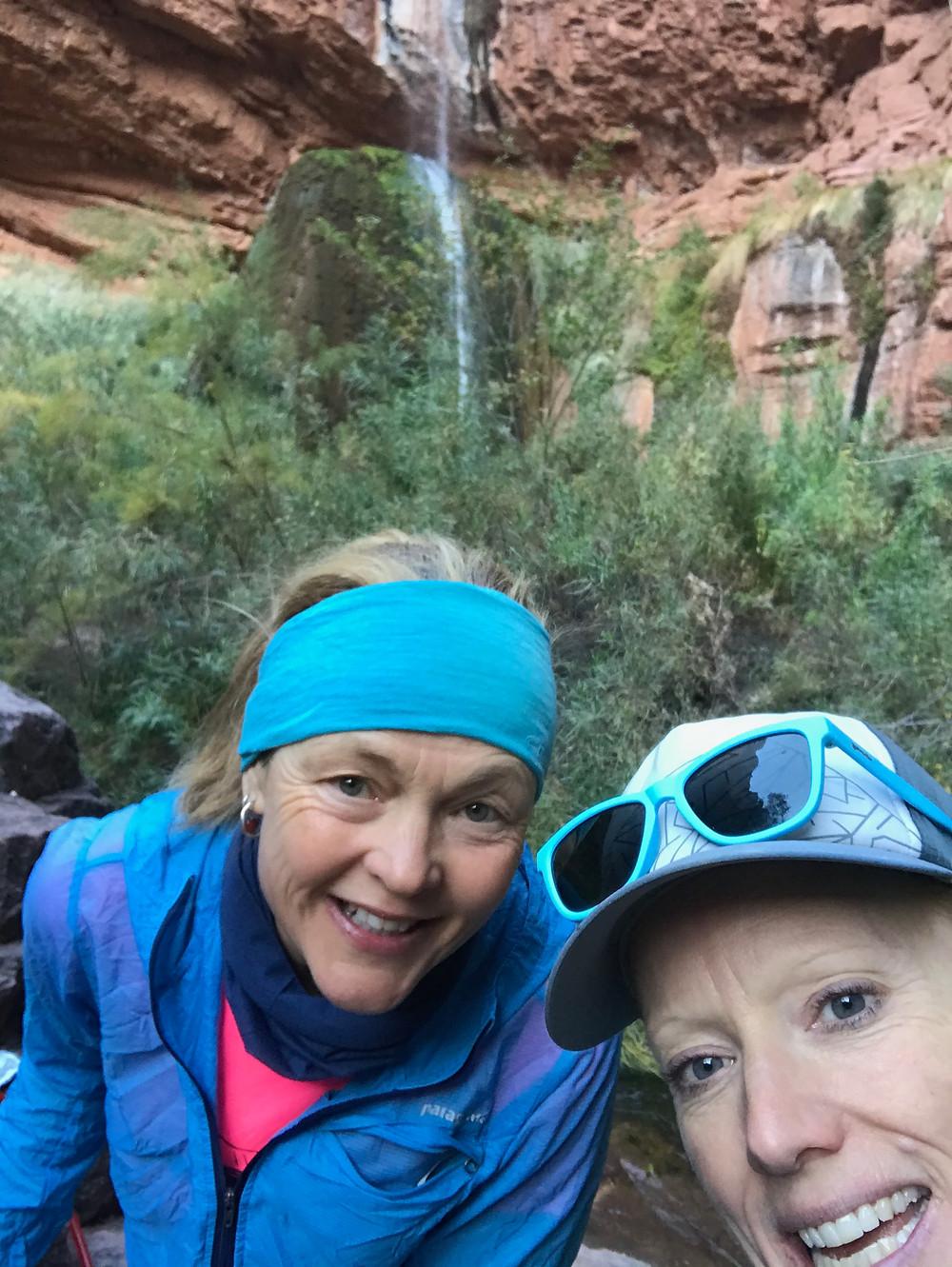 Ribbon Falls, Grand Canyon, Arizona