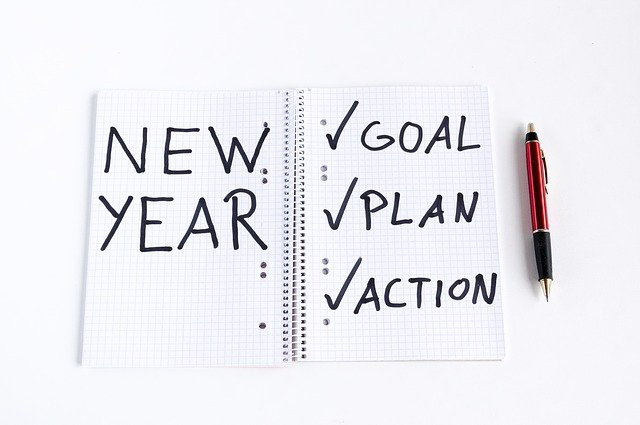 Resolutions and goals for 2021!
