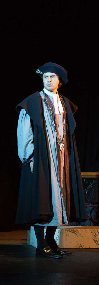 Giorgio Talbot in Brent Opera's Maria Stuarda