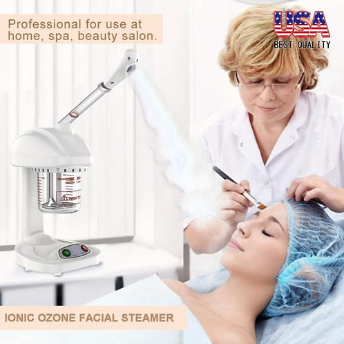 Portable Mini Facial Steamer (Ozone & Aromatherapy)