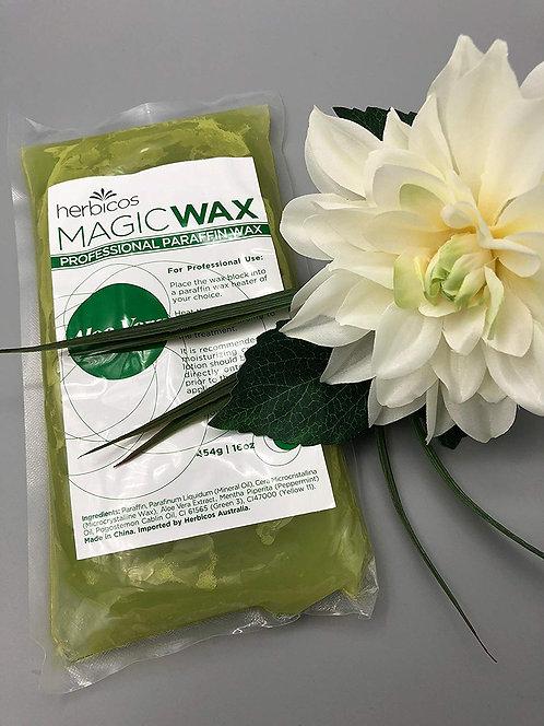 Paraffin Wax Aloe Vera 454g/1lb