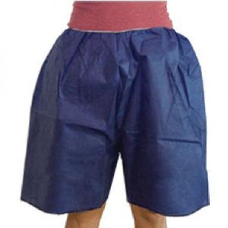 Huini Disposable Uni-Size Shorts, Dark Blue(10pcs/pack)
