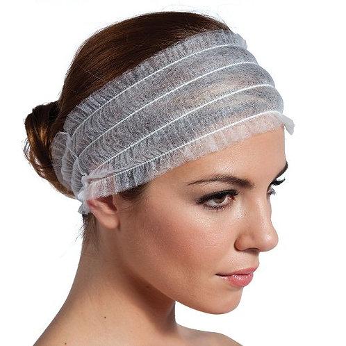 Huini 3 Inch Non-Woven Headband, 100 Count