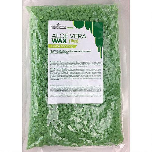 Hard Wax Aloe Vera Beaded 1000g