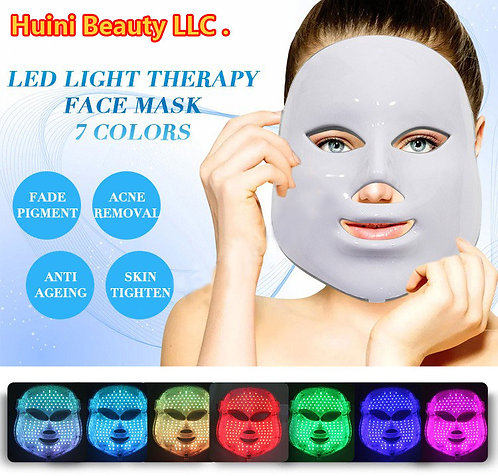 7 Color LED Photon Therapy Mask