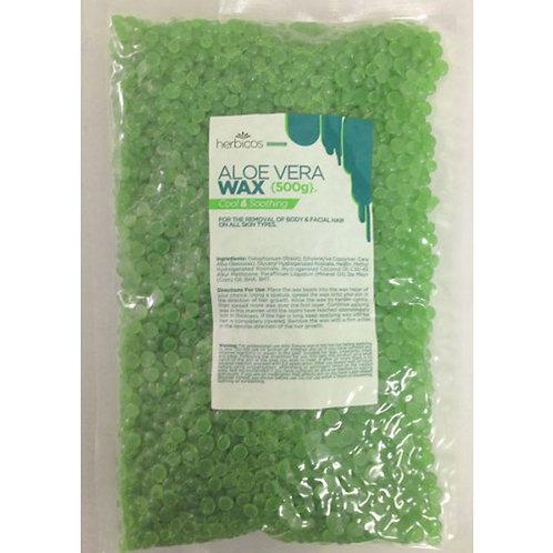 Hard Wax Aloe Vera Beaded 500g