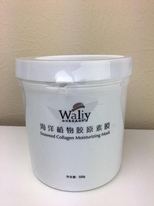 Waliy Seaweed Collagen Moisturizing Mask Powder 17.64 oz/500g