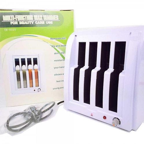 4-Cartridge Wax Heater/Warmer, 100gx4