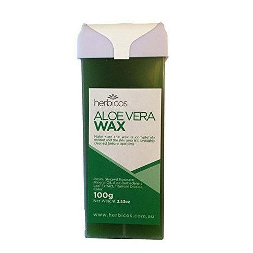 Cartridge Roll on Wax Aloe Vera 100g x 2pcs