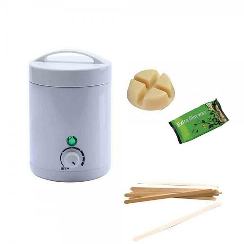 Depilatory Waxing Pot 120ml Kit