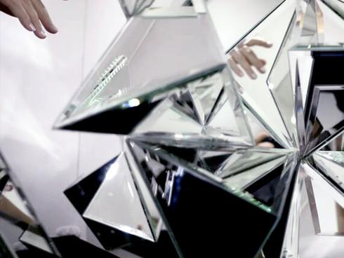 инсталляция само-reflection