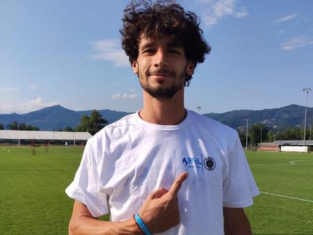 In diretta con le Aquile: a tu per tu con Luca Vignali