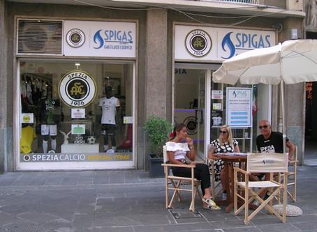 Spigas Clienti e le nuove iniziative con lo Spezia Calcio