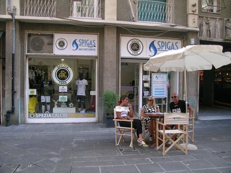 Spigas Clienti e le nuove iniziative in collaborazione con lo Spezia Calcio