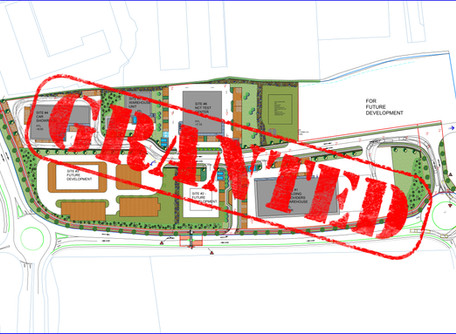 Mixed Commercial Development Granted Permission