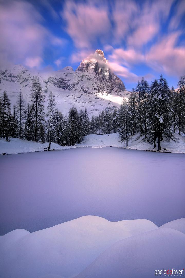 Cervino_Matterhorn_Lago_Blue_Lake_Cervin
