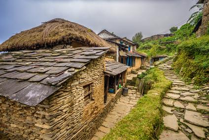 Photo tour Nepal November 2020_Tea_House