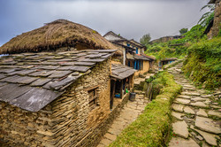 Photo tour Nepal November 2020_Tea_House