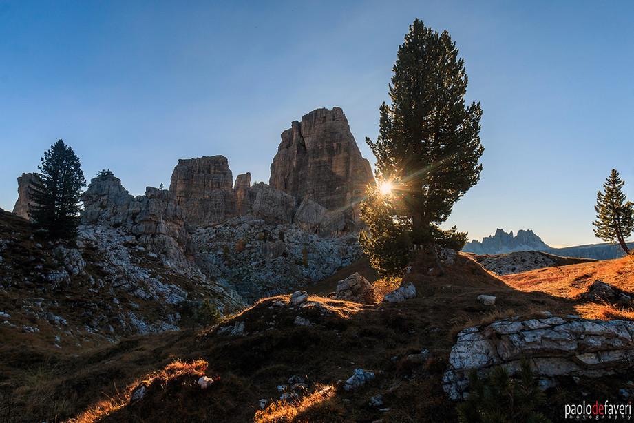 Sunrise_Cinque_Torri_Rifugio_Scoiattoli_