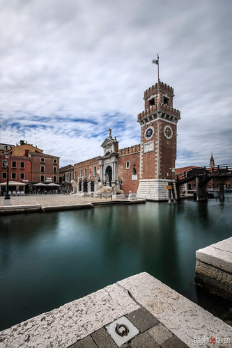 Venice_Italy_Arsenal_Gate_Towers_Canal_L