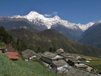 Photo tour Nepal November 2020_Annapurna