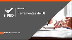 BI NA PRÁTICA - FERRAMENTAS DE BI