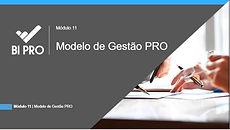 BI NA PRÁTICA - MODELO DE GESTÃO PRO