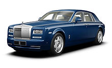 Rolls Royce Chauffeurs