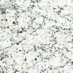 dallas white granite color