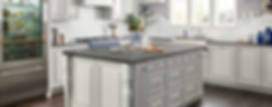 mystic gray msi quartz color kitchen picture