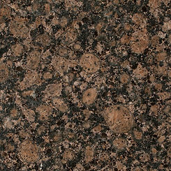 BALTIC BROWN GRANITE  COLOR