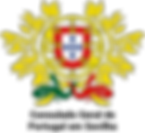 Consulado General de Portugal logo trans