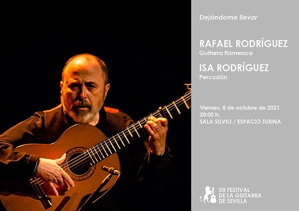 Cartel RAFAEL RODRIGUEZ & Isa rodriguez.jpg