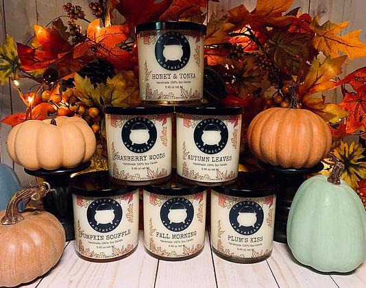 Seasonal Soy Candles