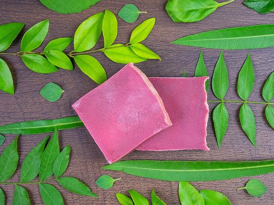 Rose Jelly Soap