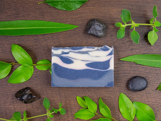 Patchouli and Lime with Bentonite Clay Soap