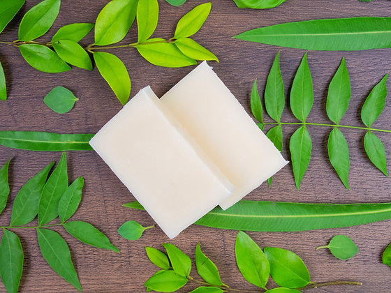 Unscented With Shea Butter Soap