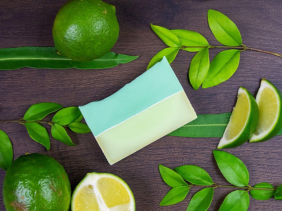 Spearmint & Lime Soap