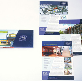 Trifold Brochure and Sell Sheets