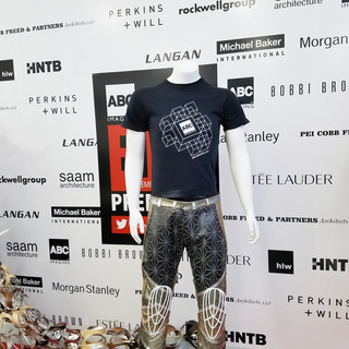 Event Promo T-Shirt Design and Step & Repeat