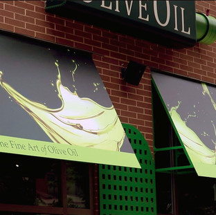 Store Front Awnings
