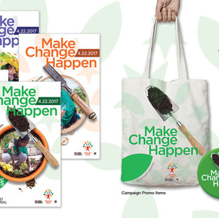 Campaign Posters and Promotional Items