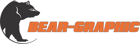 bear graphic logo