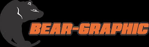 bear graphic logo