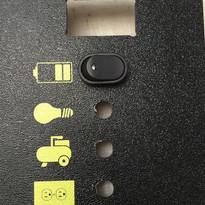 Printed Control Panels