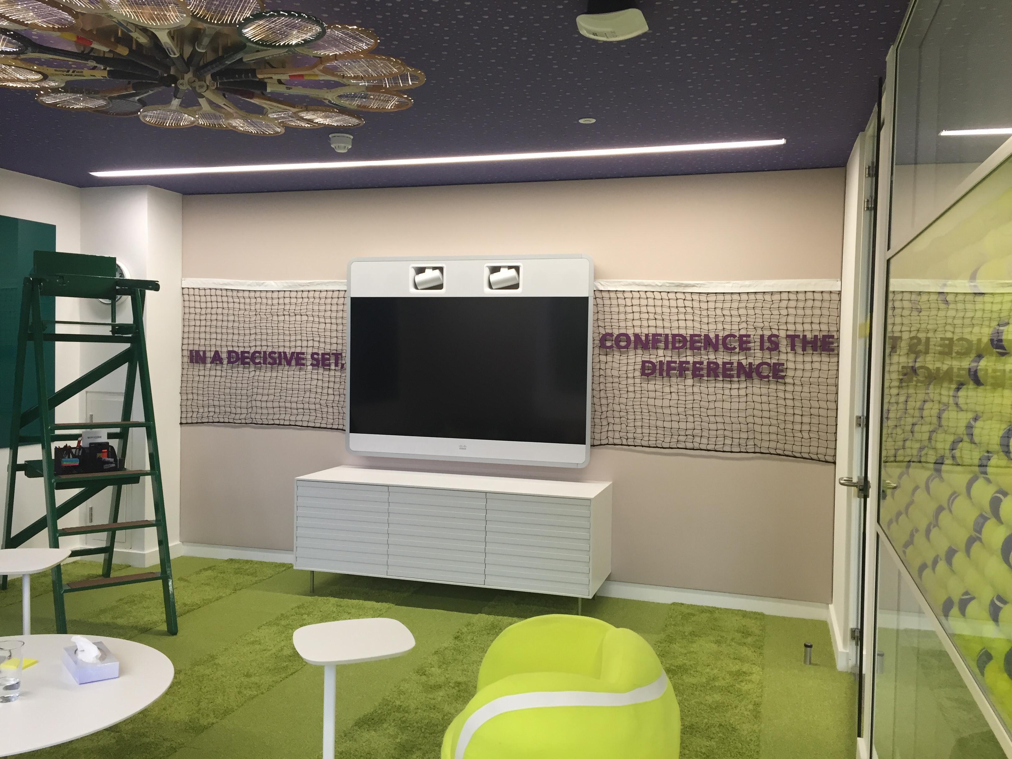 Wimbledon Room