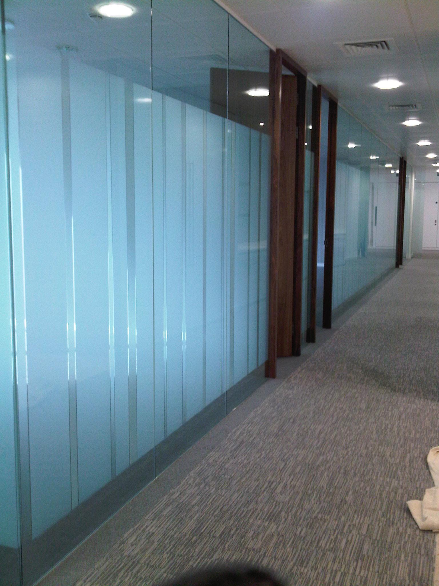 Meeting Room Stripes