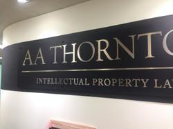 AA Thornton